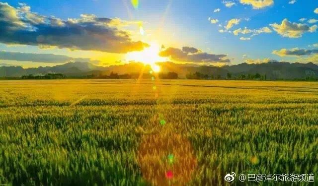 最美的風景在身邊,最曼妙的風景在巴彥淖爾!那顆潮濕心.