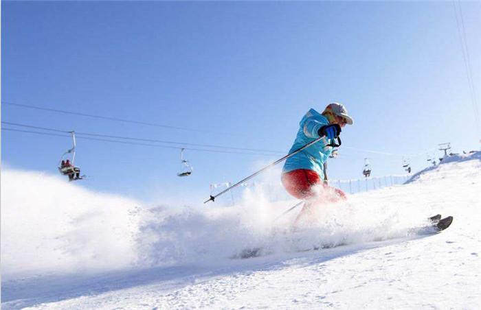 九城宫滑雪场