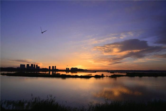 红海子湿地公园