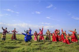 内蒙古:许你,初夏的姹紫嫣红