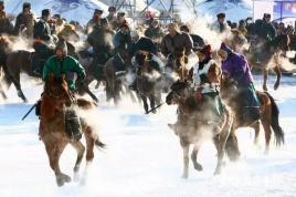 内蒙古的冬天有多好玩,你们外省人根本不知道
