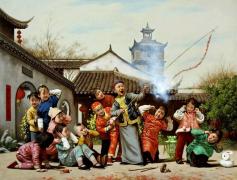 看过来,这才是中国人的年味