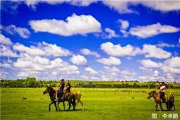 来内蒙感受——马背自由与草地撒野