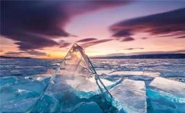 冬天的达赉湖简直美翻了!