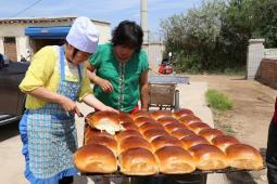 河套烤馍入选市级非物质文化遗产名录
