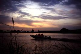万里黄河,仅此一景——三盛公